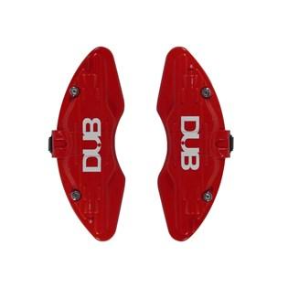 capa para pinça de freio vermelha - par universal