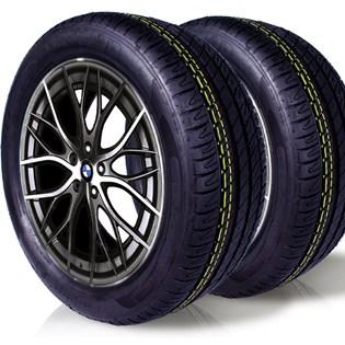 kit 2 pneu aro 17 remold 225/50r17 ck8001 cockstone