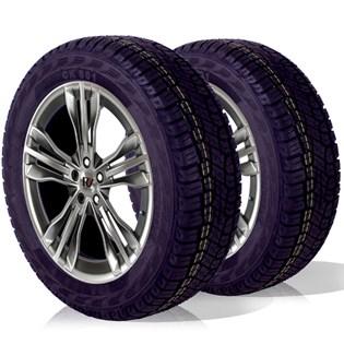 kit 2 pneu remoldado aro 14 175/70r14 atr cockstone