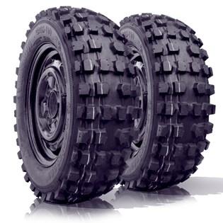 kit 2 pneu remoldado aro 14 185/65r14 off road 4x4 cockstone