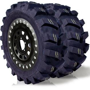 kit 2 pneu remoldado aro 16 265/75r16 4x4 off road cockstone