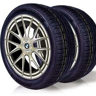 kit 2 pneu remoldado aro 17 225/45r17 ck360 cockstone