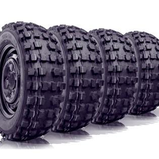 kit 4 pneu aro 15 remold 195/65r15 4x4 off road cockstone