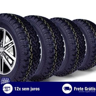 kit 4 pneu remold 265/65r17 bf ck405 cockstone (desenho GOODRICH)