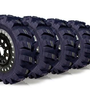 kit 4 pneu remoldado aro 15 205/70r15 4x4 off road cockstone