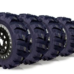 kit 4 pneu remoldado aro 16 265/75r16 4x4 off road cockstone