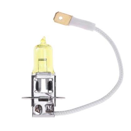 lampada de carro h3 12v 55w halogena