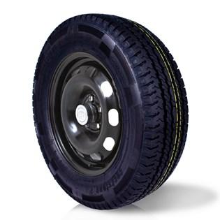 pneu aro 15 remold 205/70r15 carga 8 lonas cockstone