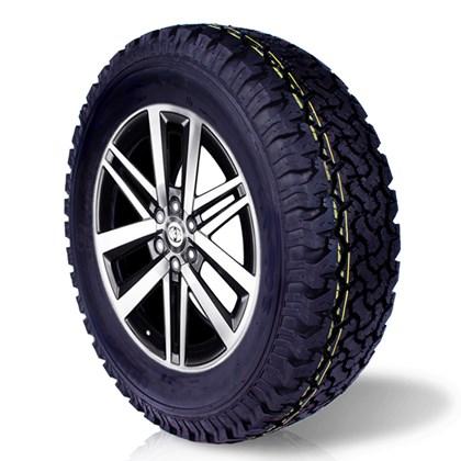 pneu aro 16 265/75r16 BF roda bem remold 5 anos garantia