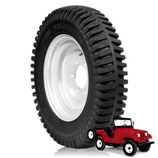 pneu aro 16 militar novo jeep 6.50 r16 robust