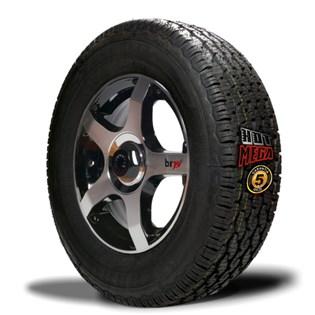 pneu aro 16 remold 205/75r16 strong