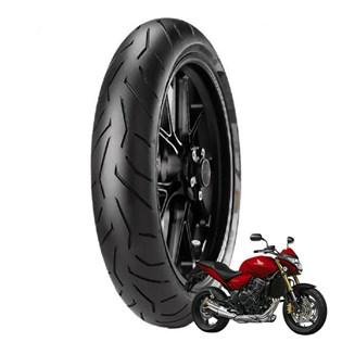 pneu moto remoldado dian  hornet xj6 600 120/70-17 amazon