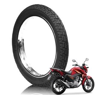 pneu moto tras cg 150 velocitat novo 90/90-18 robust