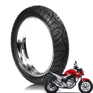 pneu moto tras twister celeritade novo 130/70-17 robust