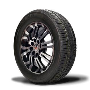 pneu remoldado aro 14 175/65r14 82r strong