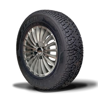 pneu remoldado aro 14 175/80r14 am plus
