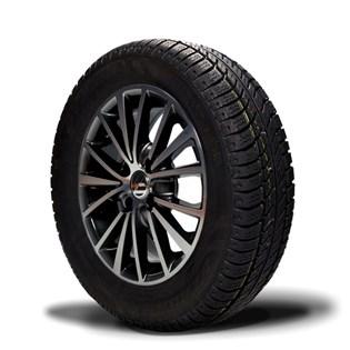 pneu remoldado aro 14 185/70r14 88r strong