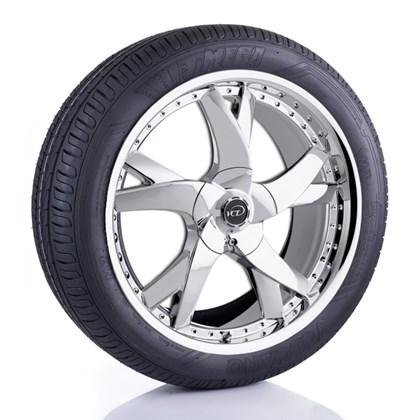 pneu remoldado aro 15 185/60r15 HOT MEGA VULCANO M1