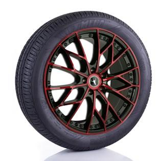 pneu remoldado aro 15 185/65r15 HOT MEGA VULCANO M1