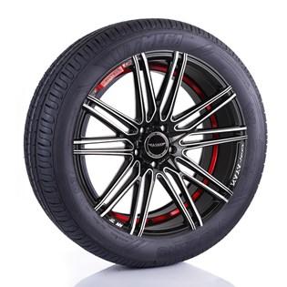 pneu remoldado aro 15 195/55r15 HOT MEGA VULCANO M7