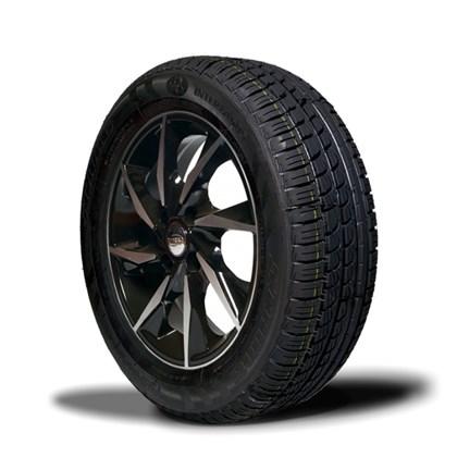 pneu remoldado aro 15 195/60r15 88r strong