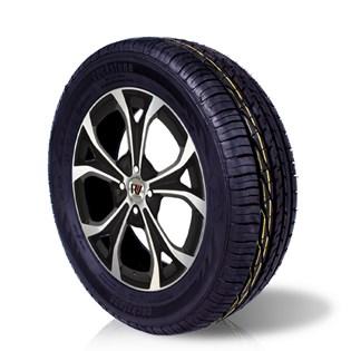 pneu remoldado aro 15 195/60r15 ck603 cockstone