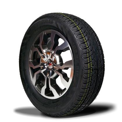 pneu remoldado aro 15 195/65r15 91r strong
