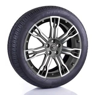 pneu remoldado aro 16 205/55r16 HOT MEGA VULCANO M7