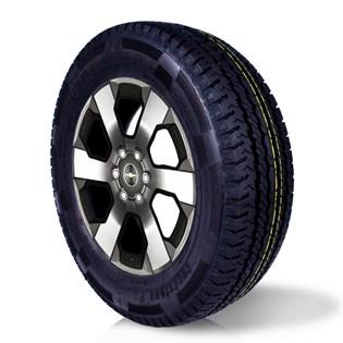 pneu remoldado aro 16 205/75r16 carga 8 lonas cockstone