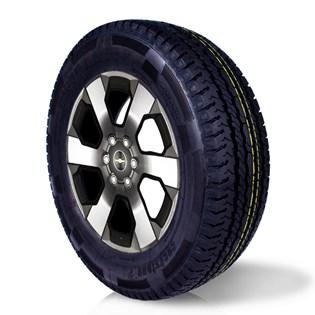 pneu remoldado aro 16 225/65r16 carga 8 lonas cockstone