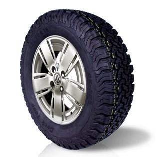 pneu remoldado aro 16 225/70r16 bf ck405 cockstone