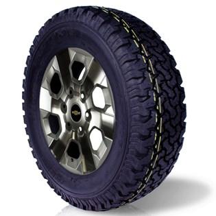 pneu remoldado aro 16 255/70r16 bf strong