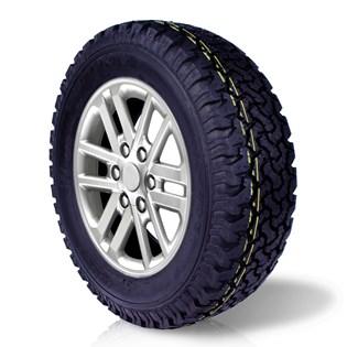 pneu remoldado aro 16 265/70r16 bf ck405 cockstone