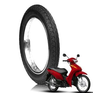 pneu robust 60/100-17 moto diant biz mandrake novo