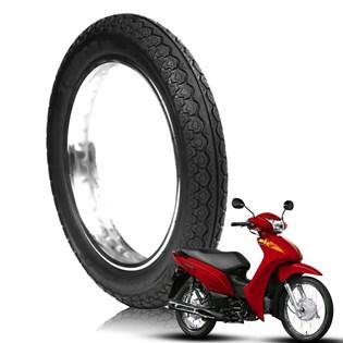 pneu robust 80/100-14 moto tras biz mandrake novo